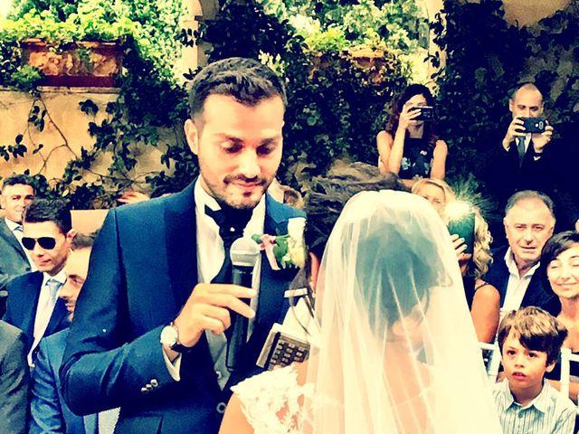 Il matrimonio di Gianluca e Elena a Montespertoli, Firenze 13