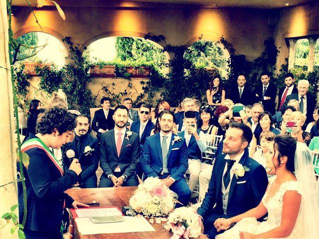 Il matrimonio di Gianluca e Elena a Montespertoli, Firenze 14