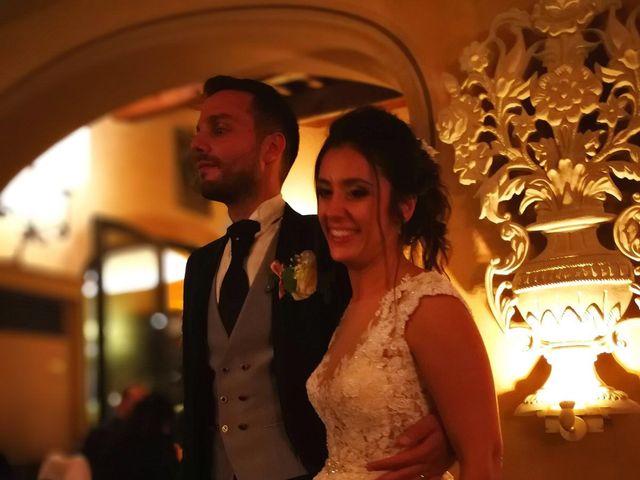 Il matrimonio di Gianluca e Elena a Montespertoli, Firenze 1