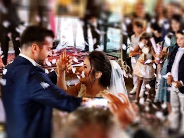 Il matrimonio di Gianluca e Elena a Montespertoli, Firenze 21