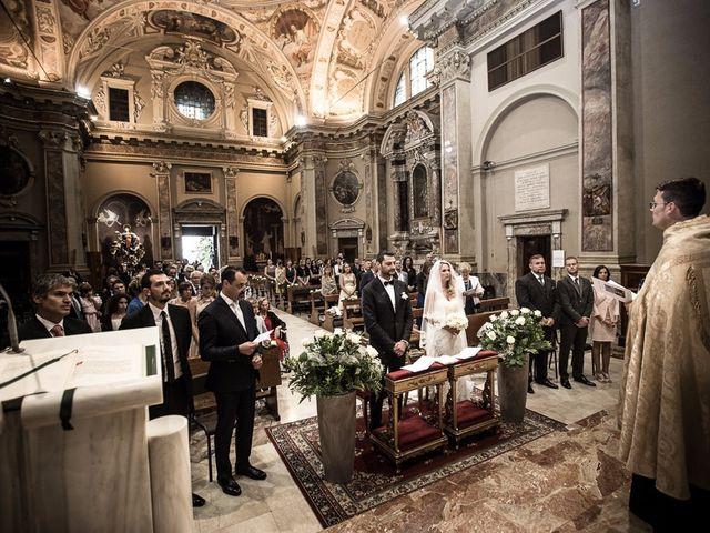 Il matrimonio di Maurizio e Niky a Bergamo, Bergamo 30