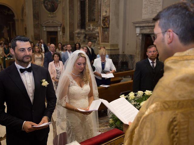 Il matrimonio di Maurizio e Niky a Bergamo, Bergamo 33