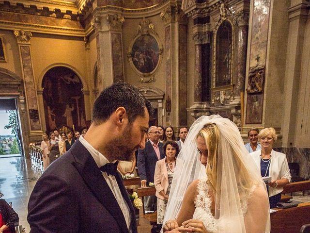 Il matrimonio di Maurizio e Niky a Bergamo, Bergamo 37