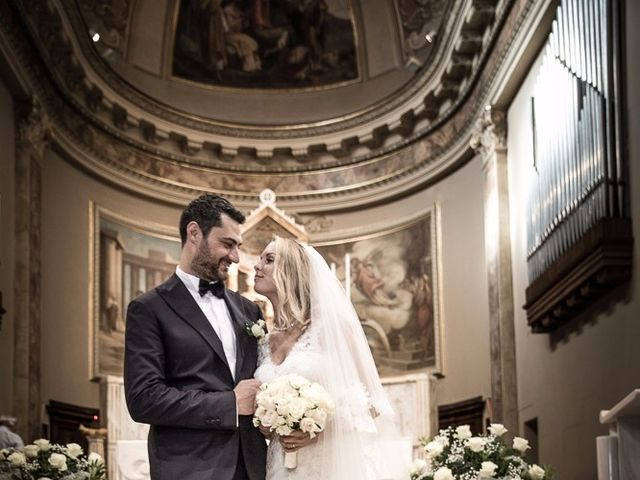 Il matrimonio di Maurizio e Niky a Bergamo, Bergamo 41