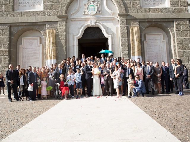 Il matrimonio di Maurizio e Niky a Bergamo, Bergamo 44