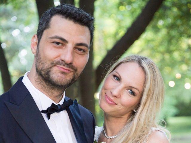 Il matrimonio di Maurizio e Niky a Bergamo, Bergamo 50