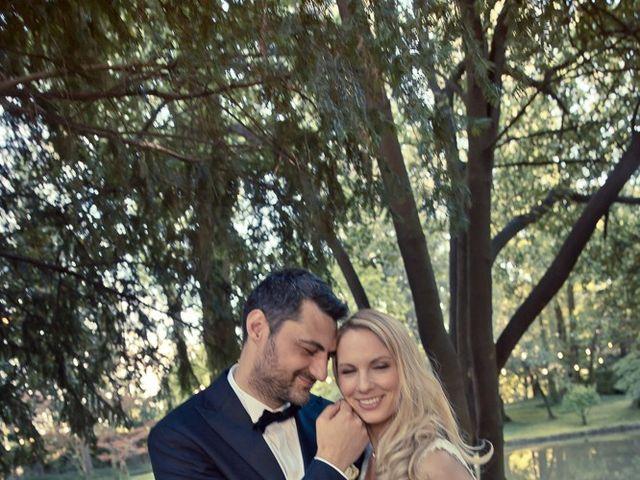 Il matrimonio di Maurizio e Niky a Bergamo, Bergamo 53