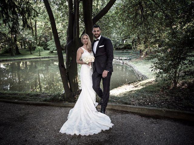 Il matrimonio di Maurizio e Niky a Bergamo, Bergamo 55