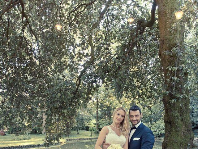 Il matrimonio di Maurizio e Niky a Bergamo, Bergamo 58