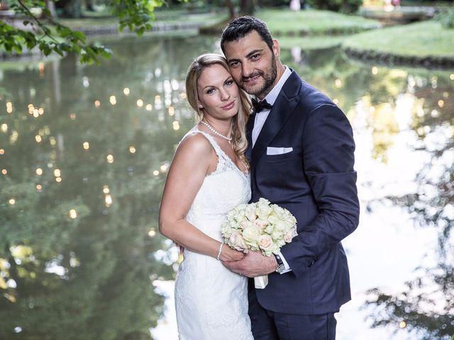 Il matrimonio di Maurizio e Niky a Bergamo, Bergamo 67