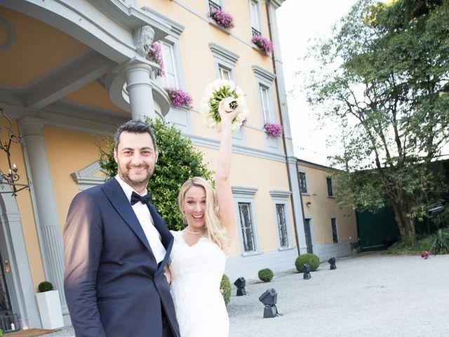 Il matrimonio di Maurizio e Niky a Bergamo, Bergamo 74