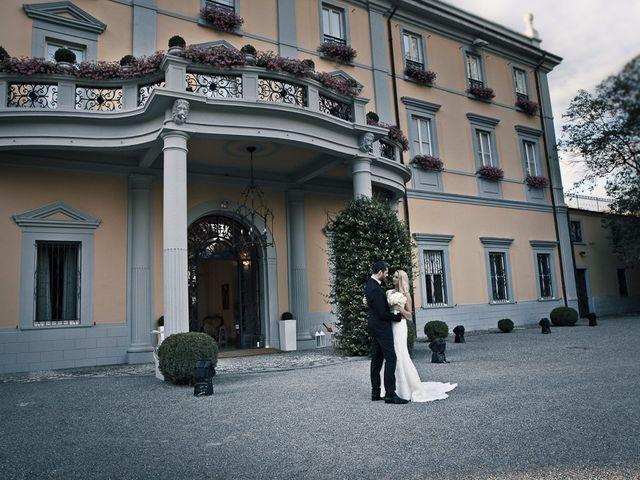 Il matrimonio di Maurizio e Niky a Bergamo, Bergamo 76