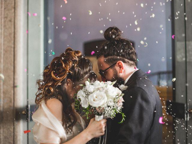 Il matrimonio di Leonardo e Ylenia a Milano, Milano 9