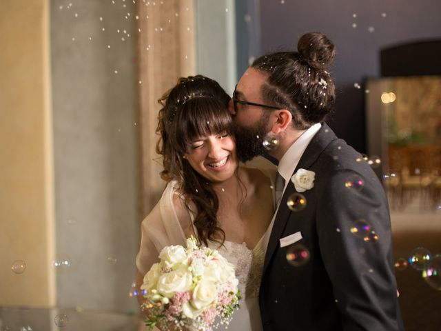 Il matrimonio di Leonardo e Ylenia a Milano, Milano 10