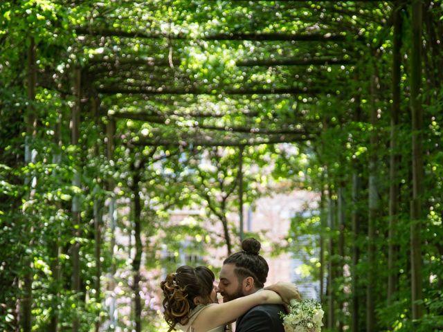 Il matrimonio di Leonardo e Ylenia a Milano, Milano 15