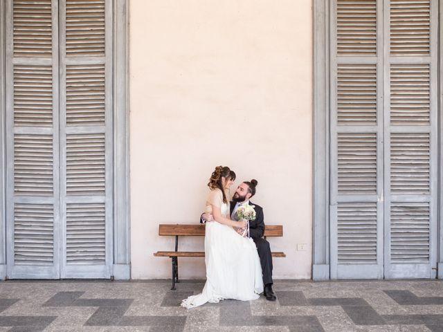 Il matrimonio di Leonardo e Ylenia a Milano, Milano 18
