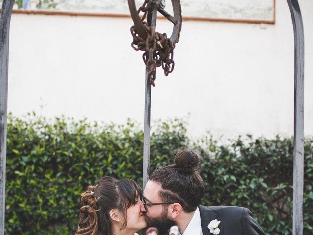 Il matrimonio di Leonardo e Ylenia a Milano, Milano 35