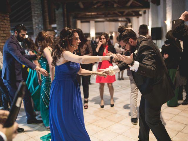 Il matrimonio di Leonardo e Ylenia a Milano, Milano 49