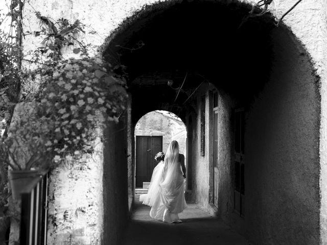 Il matrimonio di Danilo e Fabiana a Taormina, Messina 17