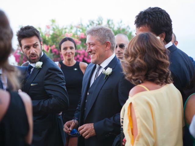 Il matrimonio di Danilo e Fabiana a Taormina, Messina 20
