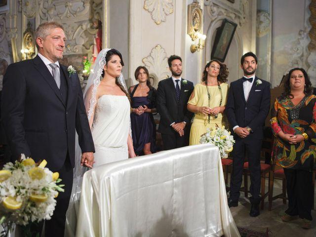 Il matrimonio di Danilo e Fabiana a Taormina, Messina 25