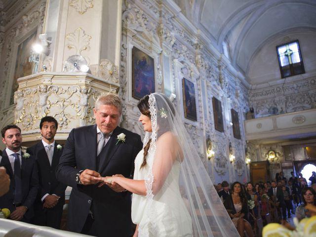 Il matrimonio di Danilo e Fabiana a Taormina, Messina 26