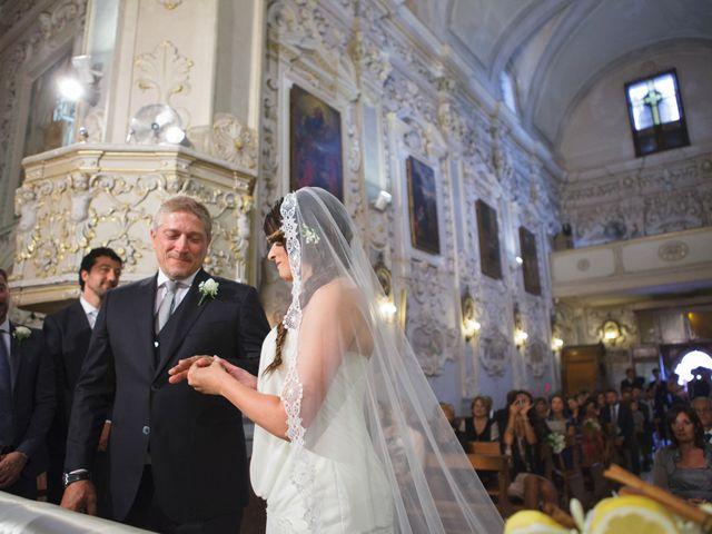 Il matrimonio di Danilo e Fabiana a Taormina, Messina 27