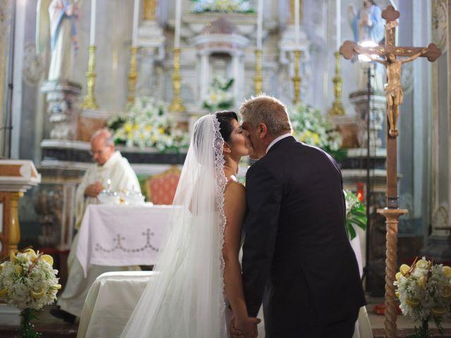 Il matrimonio di Danilo e Fabiana a Taormina, Messina 30
