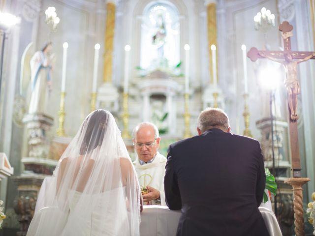 Il matrimonio di Danilo e Fabiana a Taormina, Messina 31