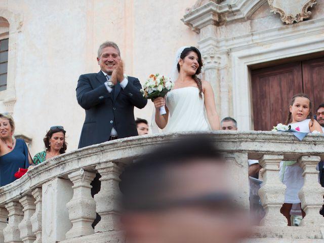 Il matrimonio di Danilo e Fabiana a Taormina, Messina 33