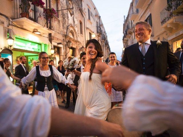 Il matrimonio di Danilo e Fabiana a Taormina, Messina 36
