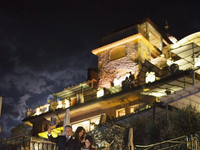Il matrimonio di Danilo e Fabiana a Taormina, Messina 38