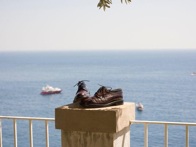 Il matrimonio di Nick e Mani a Positano, Salerno 4