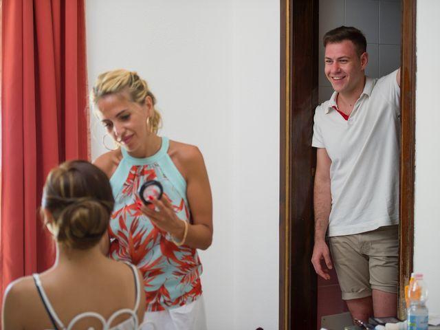 Il matrimonio di Nick e Mani a Positano, Salerno 13
