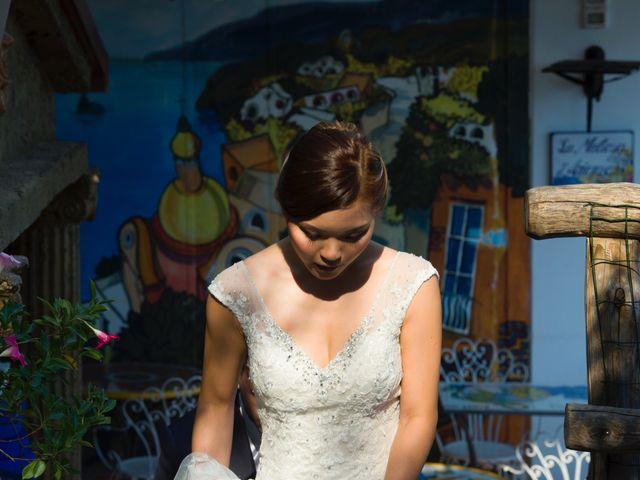 Il matrimonio di Nick e Mani a Positano, Salerno 29