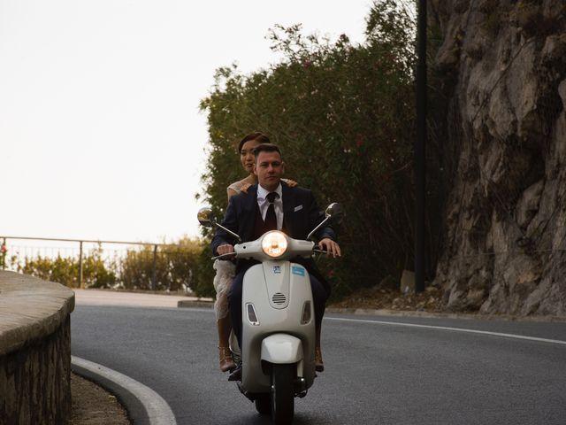 Il matrimonio di Nick e Mani a Positano, Salerno 30