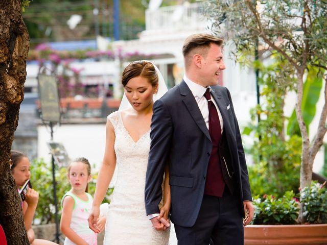 Il matrimonio di Nick e Mani a Positano, Salerno 31