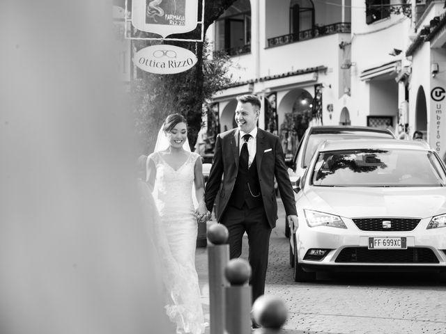 Il matrimonio di Nick e Mani a Positano, Salerno 32