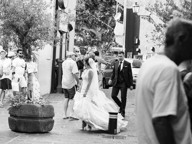 Il matrimonio di Nick e Mani a Positano, Salerno 34