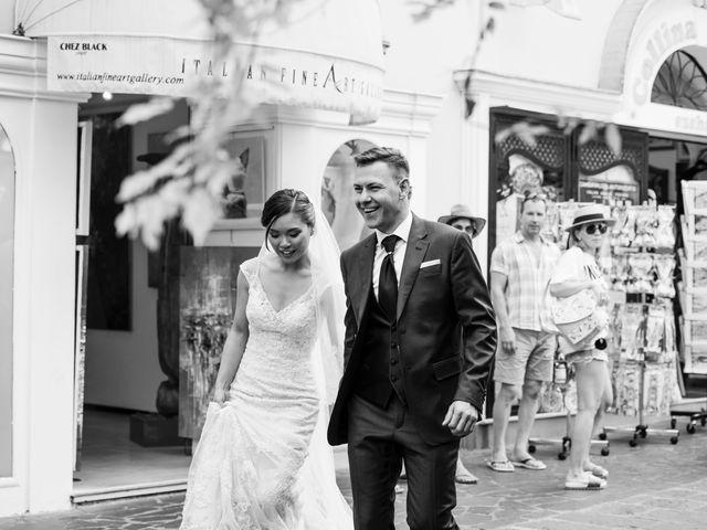 Il matrimonio di Nick e Mani a Positano, Salerno 36