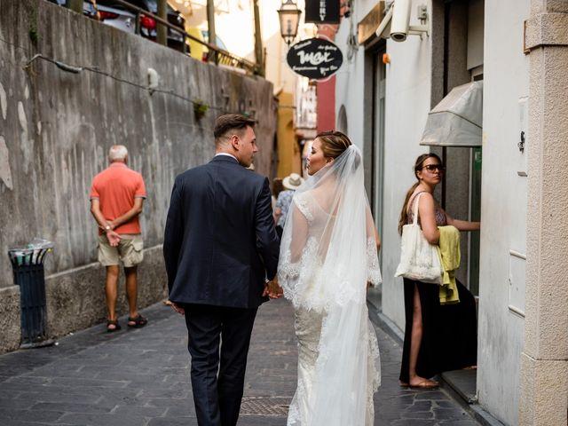 Il matrimonio di Nick e Mani a Positano, Salerno 38