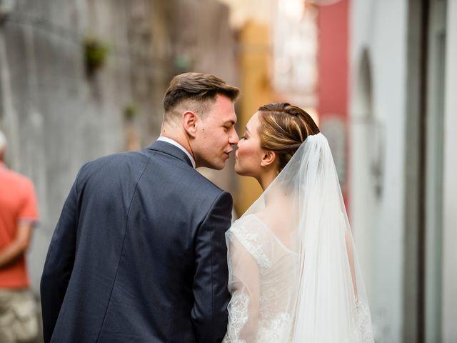 Il matrimonio di Nick e Mani a Positano, Salerno 39