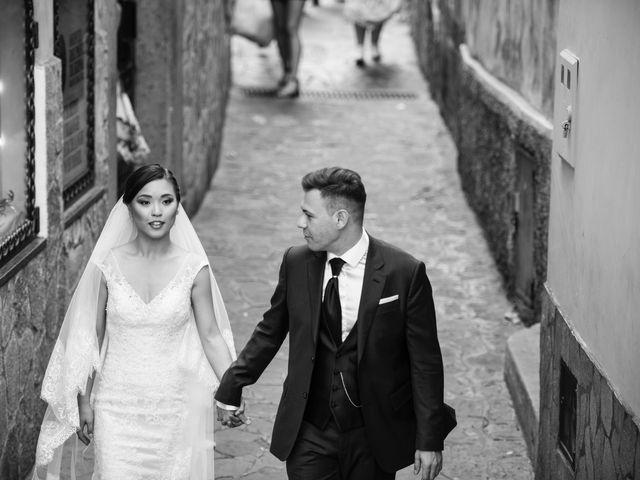 Il matrimonio di Nick e Mani a Positano, Salerno 41