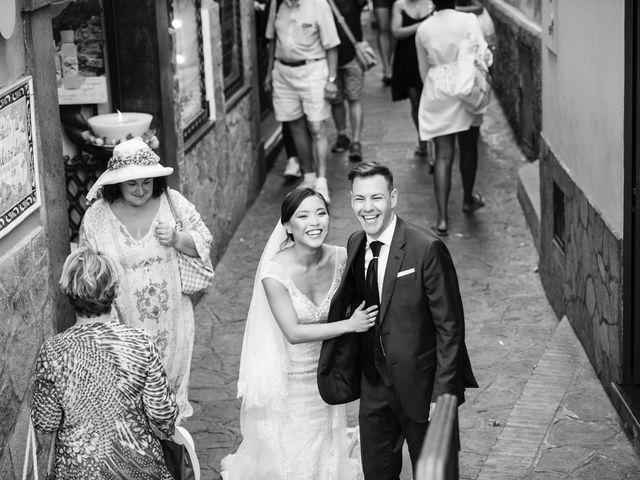 Il matrimonio di Nick e Mani a Positano, Salerno 44