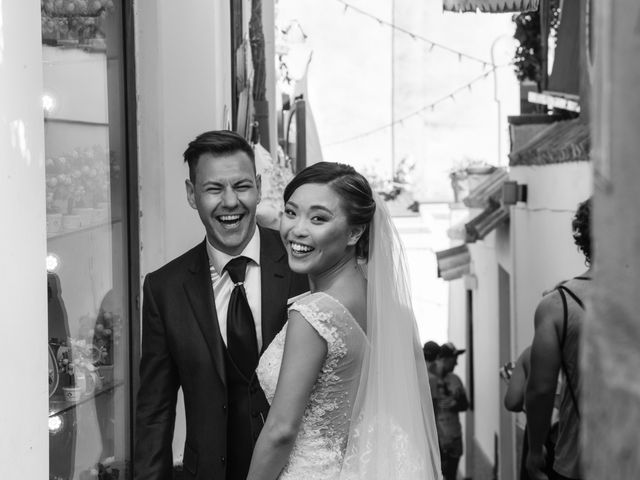 Il matrimonio di Nick e Mani a Positano, Salerno 45