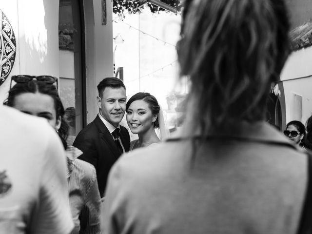 Il matrimonio di Nick e Mani a Positano, Salerno 46