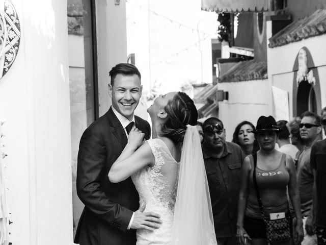Il matrimonio di Nick e Mani a Positano, Salerno 47