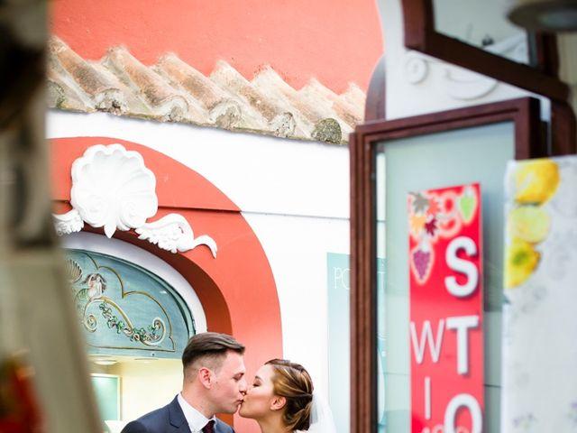 Il matrimonio di Nick e Mani a Positano, Salerno 48