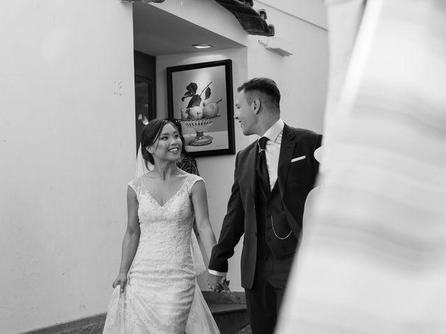 Il matrimonio di Nick e Mani a Positano, Salerno 51