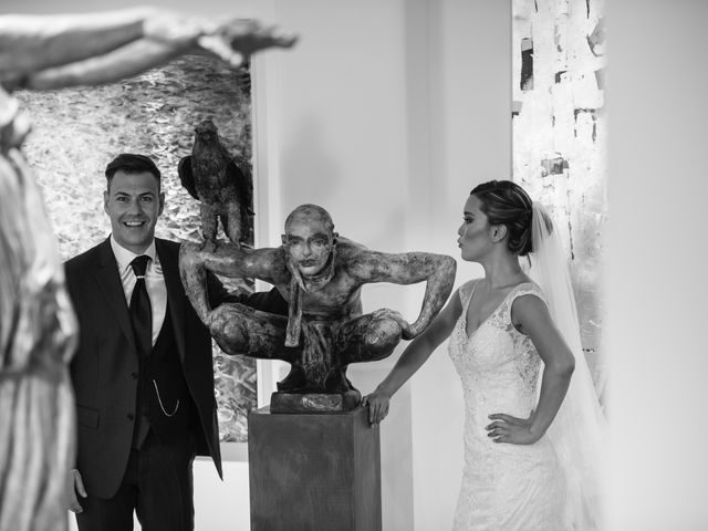 Il matrimonio di Nick e Mani a Positano, Salerno 58